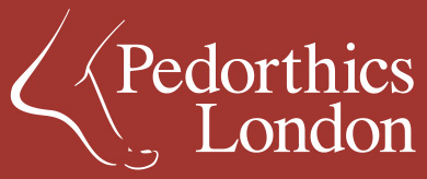 Pedorthics London Logo